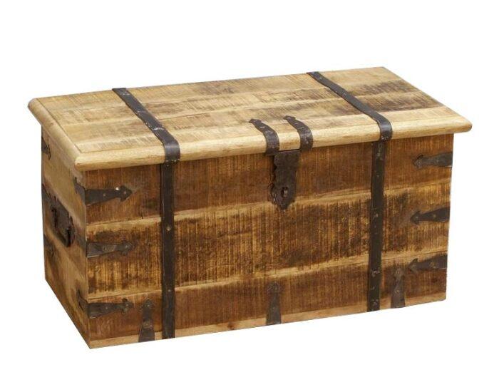 Kufry, skrzynie