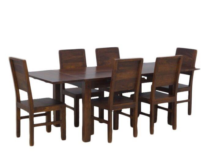 Komplety obiadowe (zestawy stół + krzesła)