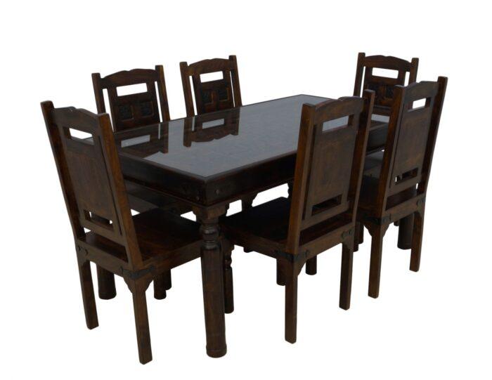 komplet-obiadowy-stol-rzezbiony-z-szyba-6-krzesel