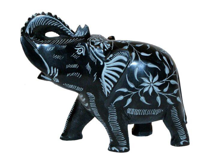 Dekoracje indyjskie z kamienia
