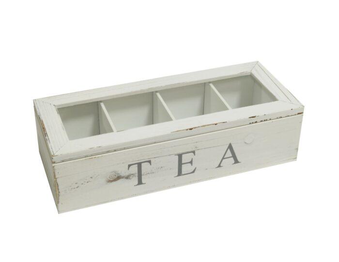 Pudełka, skrzynki na herbatę