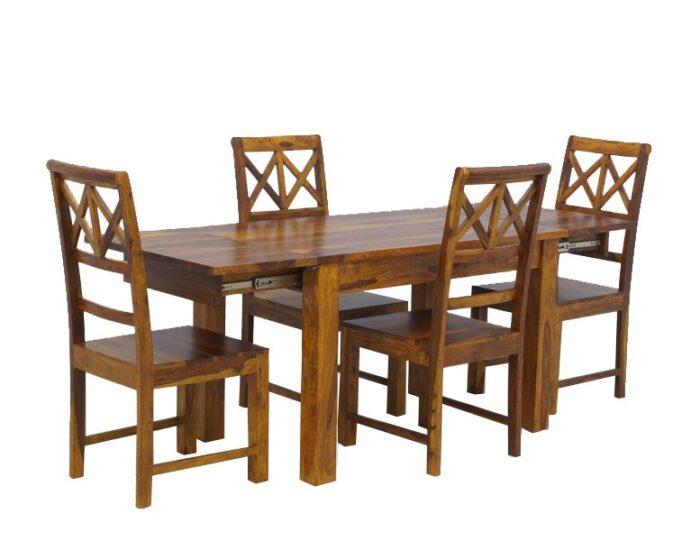 indyjski-komplet-obiadowy-jadalnia-kolonialny-stol-rozkladany-4-krzesla