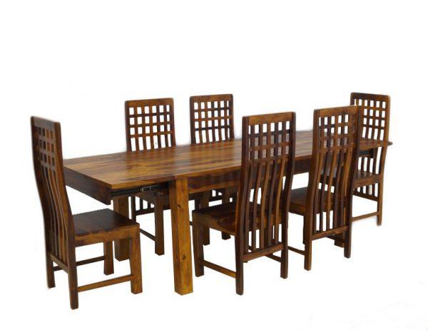 indyjski-komplet-obiadowy-jadalnia-kolonialny-stol-rozkladany-6-krzesel