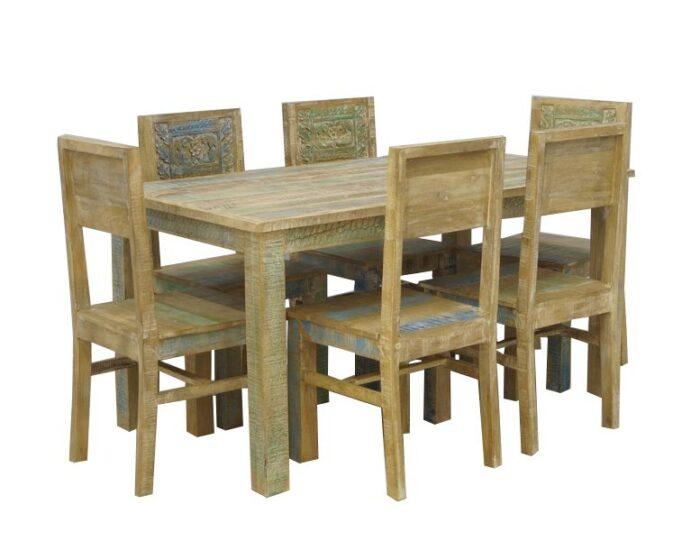 indyjski-komplet-obiadowy-stol-6-krzesel-lite-drewno-mango