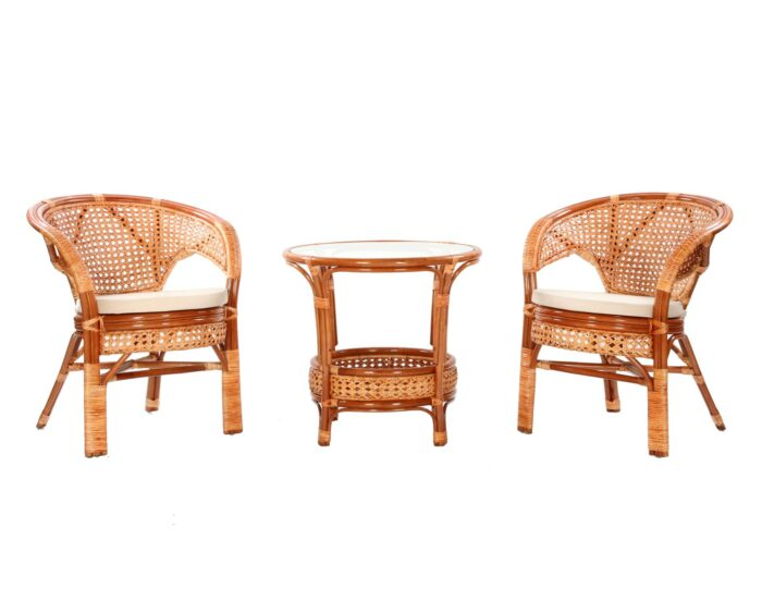 komplet-kawowy-tarasowy-rattanowy-stolik-2-fotele-z-poduszkami-koniak