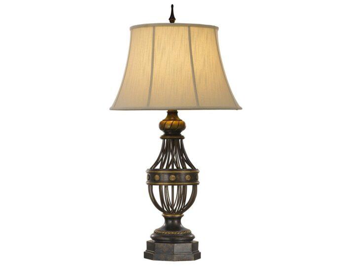 Lampy nocne, stołowe