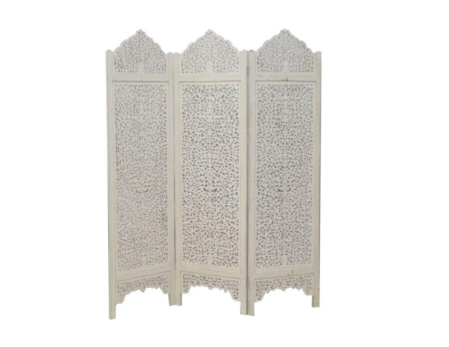 parawan-kolonialny-indyjski-azurowy-przecierany-3-panelowy