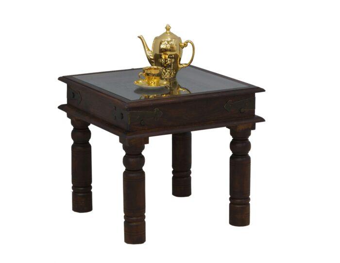 stolik-kolonialny-z-szyba-metaloplastyka-lite-drewno-palisander-indyjski